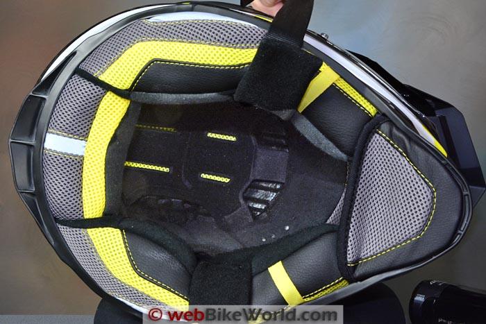 Touratech Aventuro Helmet Liner