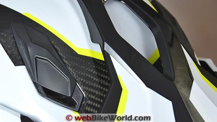 Touratech Aventuro Top Vent
