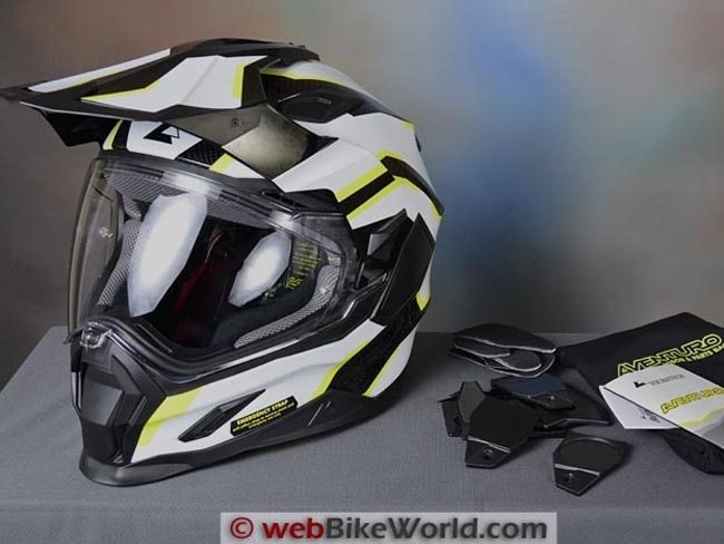 Touratech Aventuro Carbon Helmet Review - webBikeWorld 613c7cd8e59d5
