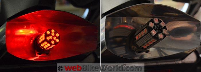 BMW LED Light With Load Resistor