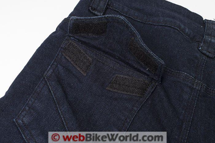 4b59adae Bull-it Italian Boot Cut Women's Jeans Rear Pocket