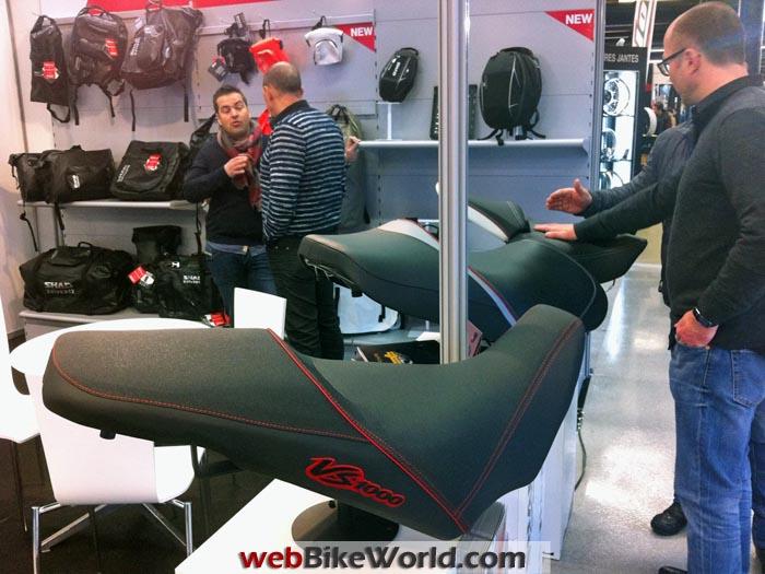 SHAD Suzuki V-Strom Seat Review