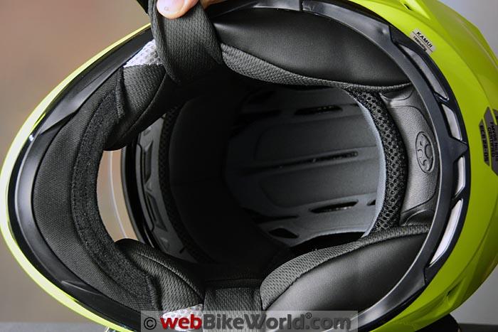 Kabuto Kamui Helmet Liner