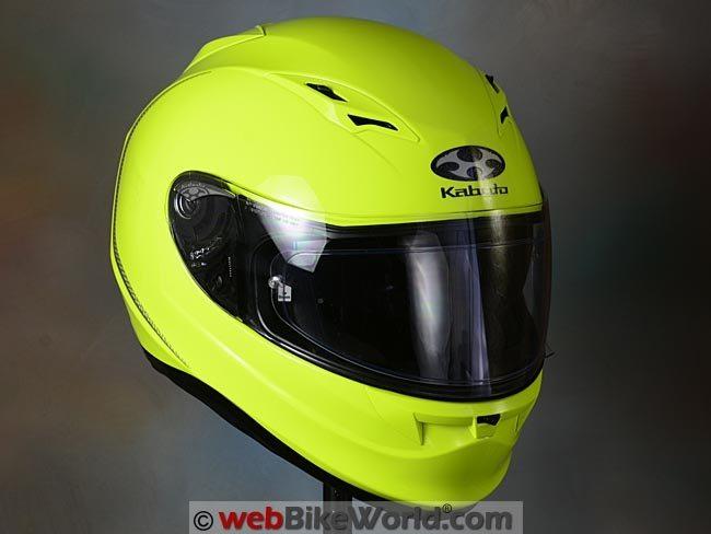 Kabuto Kamui Shiny Red Large L Motorcycle Full Face Street Helmet NEW!