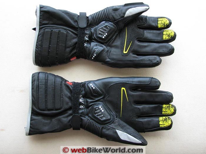 Knox Zero 2 Gloves Palm