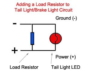 Load Resistor in Circuit