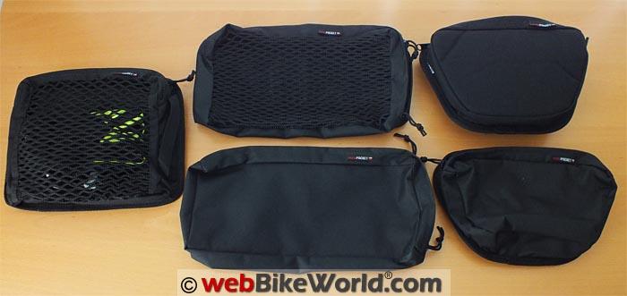 MotoPOCKET Motorcycle Luggage