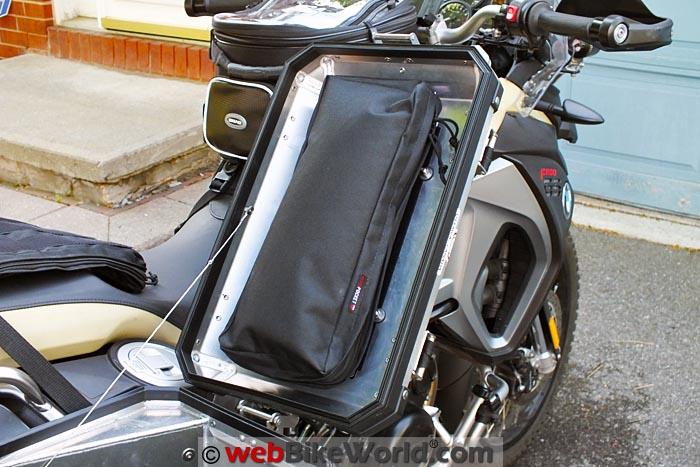 MotoPOCKET Side Case Bag Under Lid