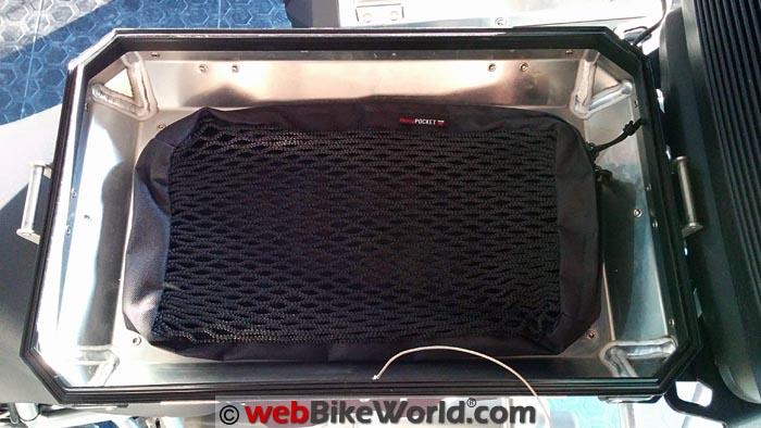 MotoPOCKET Side Case Bag