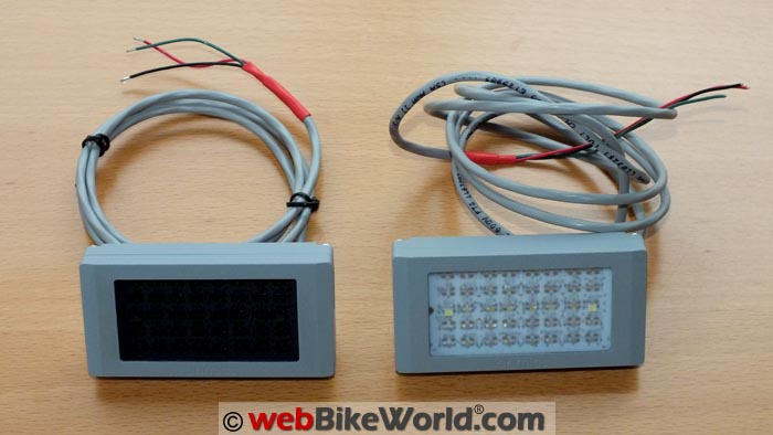 Ohmics Brake Light Screen Versions
