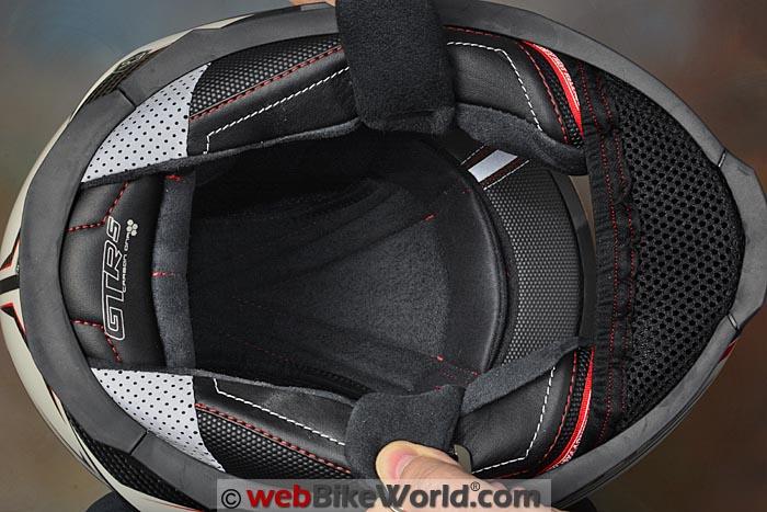 CMS GTRS Carbon Helmet Liner