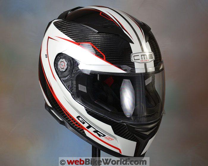 CMS GTRS Carbon Helmet