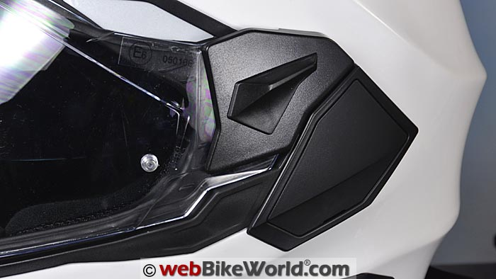 Nexx XD1 Helmet Visor Removal