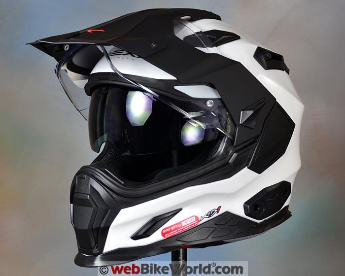 Nexx XD1 Helmet White