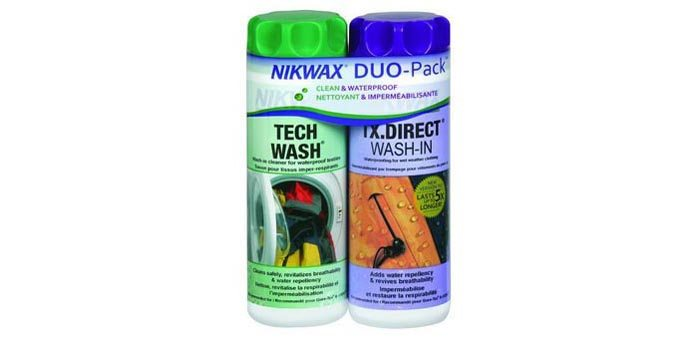 Nikwax Duo Pack