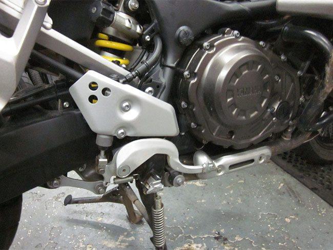Yamaha Super Tenere Shift Lever