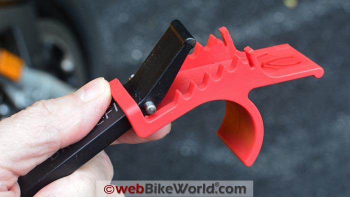 Acebikes Brakefix Locking Points