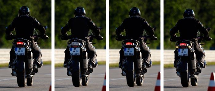 BMW Dynamic Brake Light Example