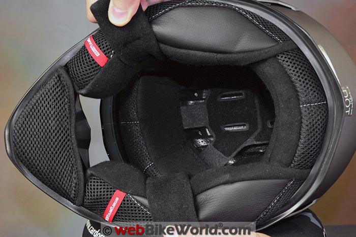 Nexx XT1 Helmet Liner