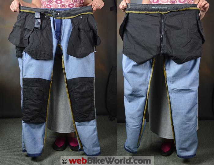 REV'IT! Jersey Jeans Liner