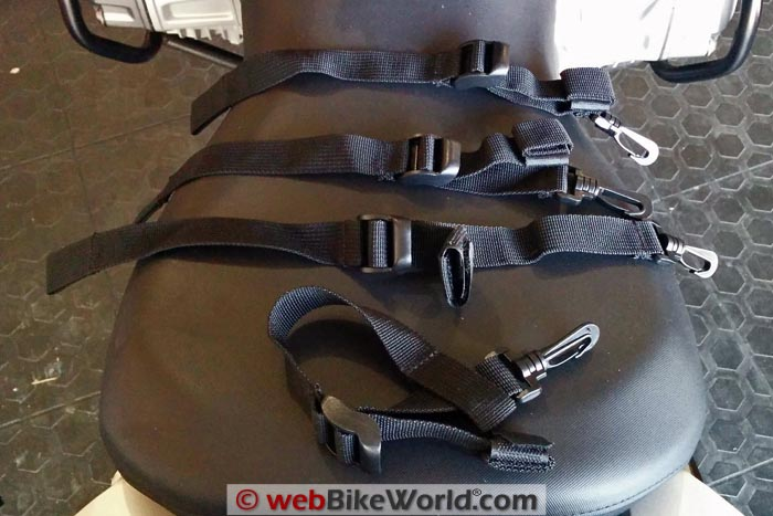 SHAD SW42 Mounting Straps