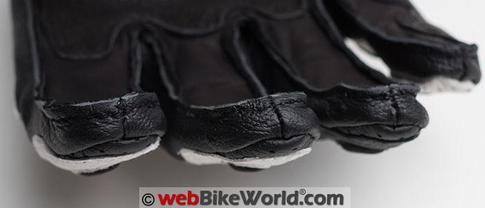 Racer Grip Gloves Fingertips