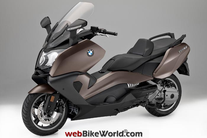 BMW C 650 GT Metallic