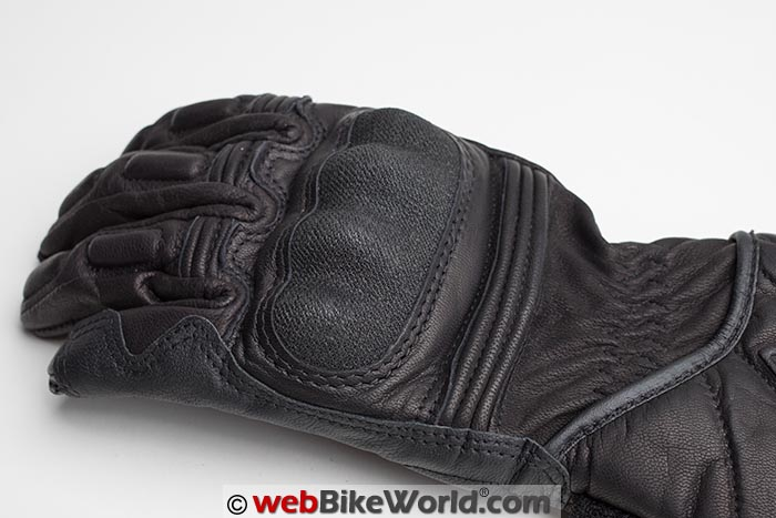 Racer Traveller Gloves Knuckle Protector