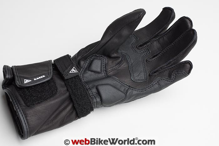 Racer Traveller Gloves Palm