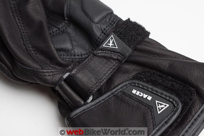 Racer Traveller Gloves Wrist Gauntlet