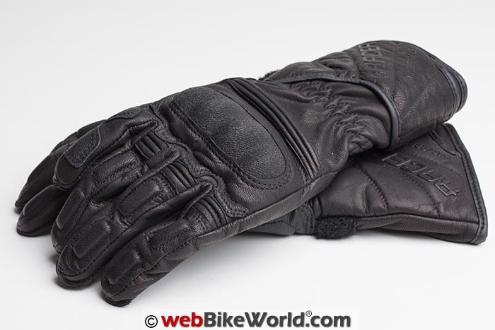 Racer Traveller Gloves