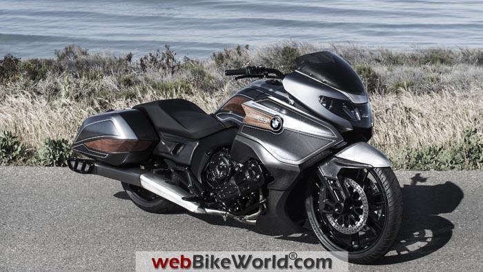 BMW Concept 101 Front Quarter View