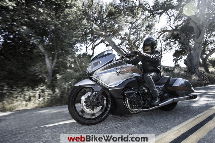 BMW Concept 101 Road