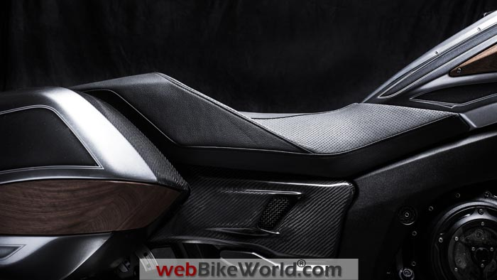 BMW Concept 101 Seat