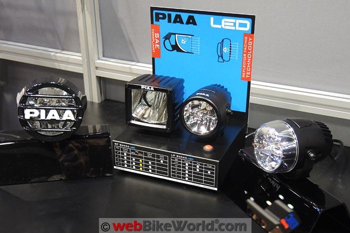 PIAA LED Lights