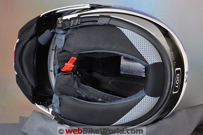 Sena 10U in SCHUBERTH C3 Helmet