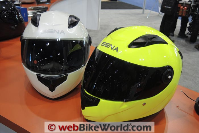 Sena Smart Helmet Colors