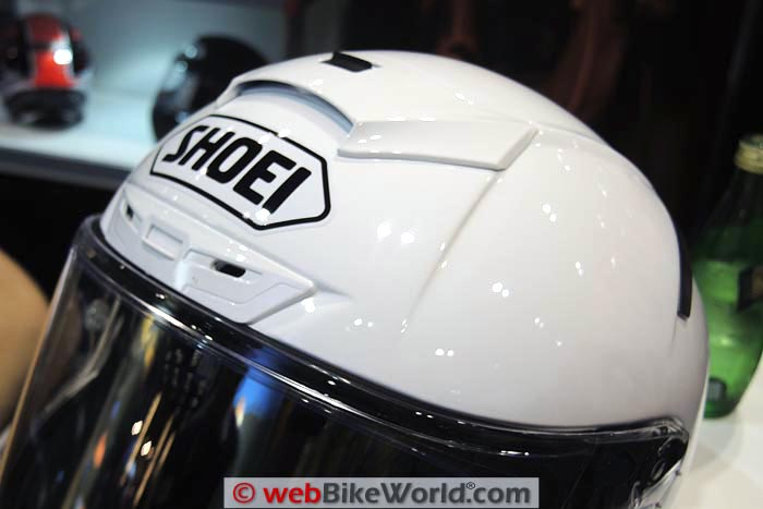 Shoei X-Fourteen Helmet Top Vents