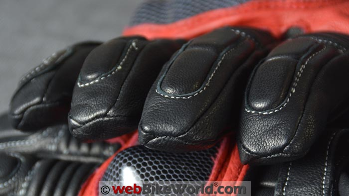 Warmthru Heated Motorcycle Gloves Fingertips