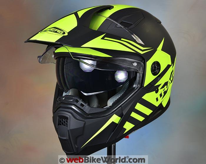 Caberg XTrace Dual Sport Helmet