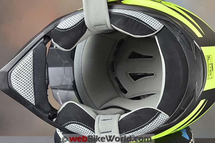 Caberg XTrace Helmet Liner
