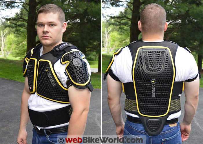 Forcefield EX-K Harness Details