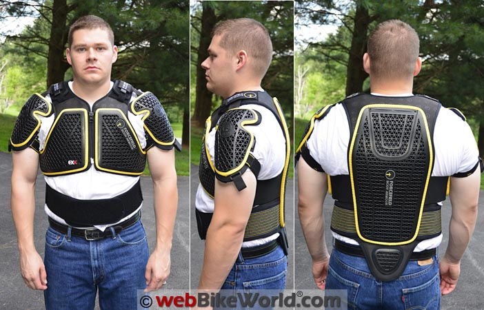 Forcefield EX-K Harness