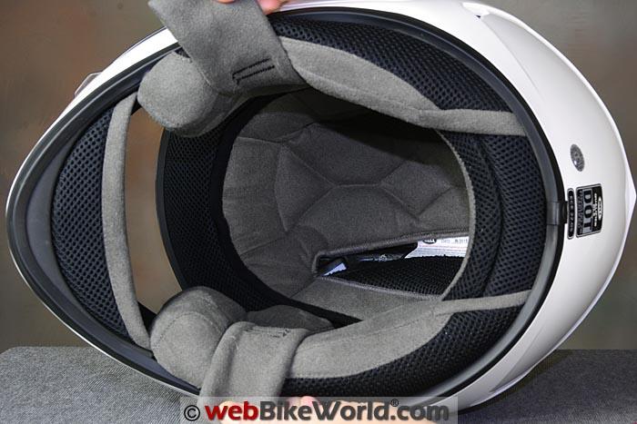 Bell Qualifier DLX Helmet Liner