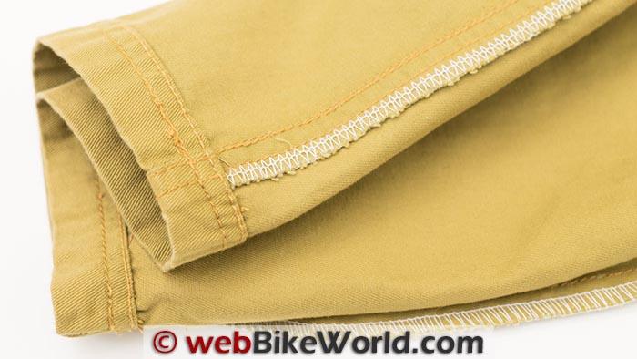 Bull-it Jeans Cargo Sahara Inside Stitching
