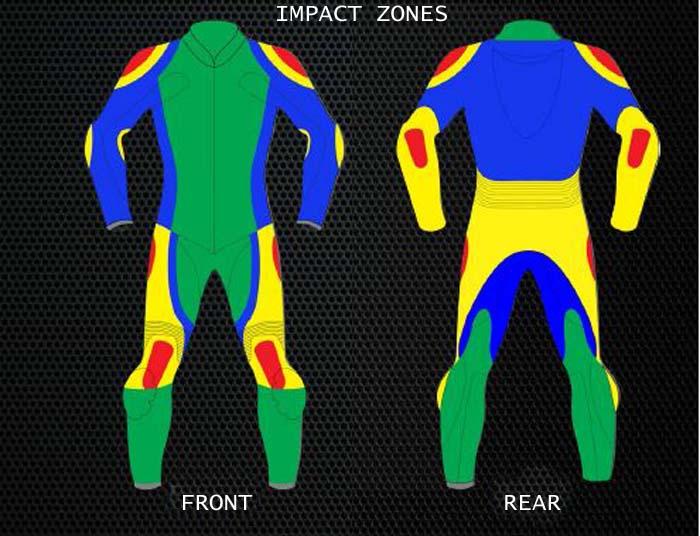 CE Impact Zones