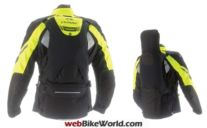 Clover Crossover Airbag Jacket