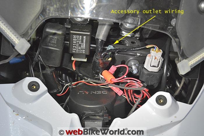 Kawasaki Versys 650 Instrument Wiring