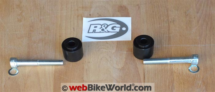 R&G Bar End Slider Kit