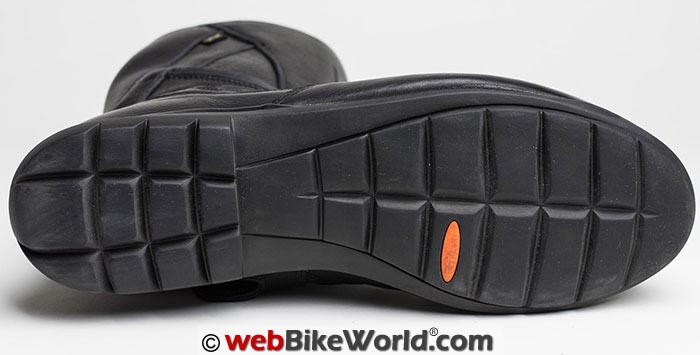 Dainese Fulcrum C2 Boots Sole
